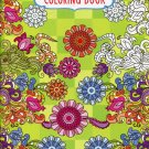 Grown Up Coloring Book Floral Designs 2