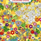 Grown Up Coloring Book Floral Designs 3