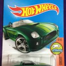 2016 Hot Wheels #24 Ford Shelby Cobra Concept