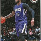 2015 Complete Basketball Card #69 DeMarcus Cousins