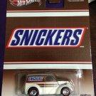 2013 Hot Wheels M & M Mars #3 Anglia Panel Truck