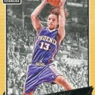 2015 Dunruss Basketball Card Passing Kings #23 Steve Nash