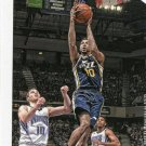 2015 Hoops Basketball Card #93 Jeremy Evans