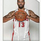 2015 Hoops Basketball Card #104 Marcus Morris