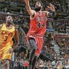 2015 Hoops Basketball Card #106 Nikola Mirotic