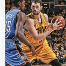 2015 Hoops Basketball Card #112 Kevin Love