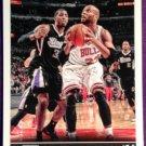 2014 Hoops Basketball Card #25 Taj Gibson