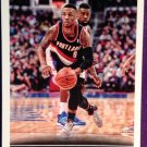2014 Hoops Basketball Card #36 Damian Lillard