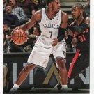2014 Hoops Basketball Card #43 Joe Johnson