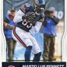 2016 Score Football Card #58 Martellus Bennett