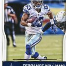 2016 Score Football Card #91 Terrance Williams