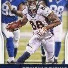 2016 Score Football Card #99 Demaryus Thomas