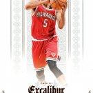 2014 Excalibur Basketball Card #6 Michael Carter-Williams
