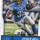 2016 Score Football Card #109 Joique Bell