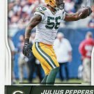 2016 Score Football Card #126 Julius Peppers