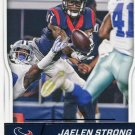 2016 Score Football Card #133 Jalen Strong