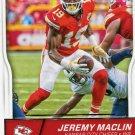 2016 Score Football Card #162 Jeremy Maclin