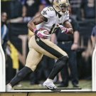 2016 Score Football Card #205 Marques Colston