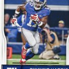2016 Score Football Card #215 Dwayne Harris