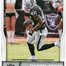 2016 Score Football Card #233 Marcel Reece