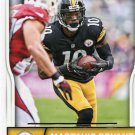 2016 Score Football Card #255 Martavis Bryant