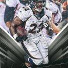 2015 Rookies & Stars Football Card #41 CJ Anderson