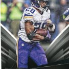 2015 Rookies & Stars Football Card #74 Adrian Peterson