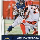 2016 Score Football Card #261 Melvin Gordon