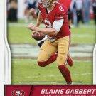 2016 Score Football Card #272 Blaine Gabbert