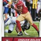 2016 Score Football Card #275 Anquan Boldin
