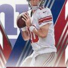 2014 Absolute Football Card #91 Eli Manning