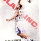 2014 Excalibur Basketball Card Slam Inc #10 Blake Griffin