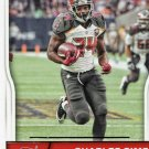 2016 Score Football Card #304 Charles Sims
