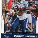 2016 Score Football Card #312 Antonio Andrews