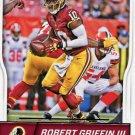 2016 Score Football Card #322 Robert Griffin III