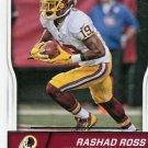 2016 Score Football Card #330 Rashad Ross