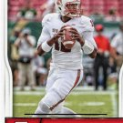 2016 Score Football Card #339 Jacoby Brissett