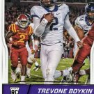 2016 Score Football Card #343 Trevone Boykin