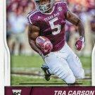2016 Score Football Card #352 Tra Carson