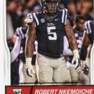 2016 Score Football Card #390 Robert Nkemdiche