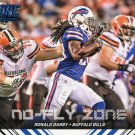 2016 Score Football Card No Fly Zone #5 Ronald Darby