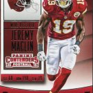 2015 Panini Contenders Football Card #5 Jeremy Maclin