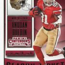 2015 Panini Contenders Football Card #17 Anquan Boldin