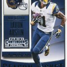 2015 Panini Contenders Football Card #24 Tavon Austin