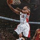2015 Hoops Basketball Card #59 DeMar DeRozan