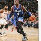 2015 Hoops Basketball Card #66 Nerlens Noel