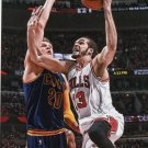 2015 Hoops Basketball Card #143 Joakim Noah