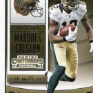 2015 Panini Contenders Football Card #86 Marques Colston