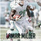 2015 Prestige Football Card #25 Lamar Miller