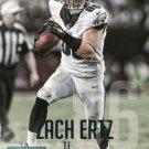 2015 Prestige Football Card #50 Zach Ertz